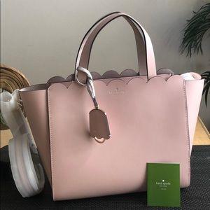 Kate Spade Small Mina Magnolia Street Bag NWT